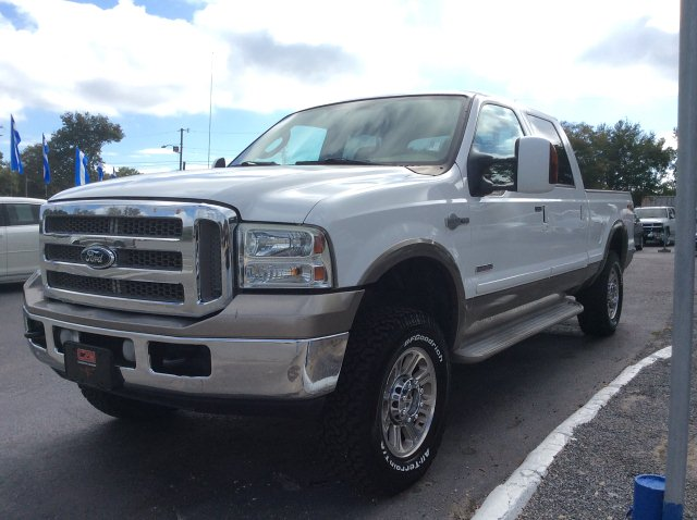 2005 Ford Super Duty F-250 King Ranch STOLEN $1000 REWARD!